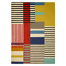 Buy John Lewis Copenhagen Rug, Multi Online at johnlewis.com