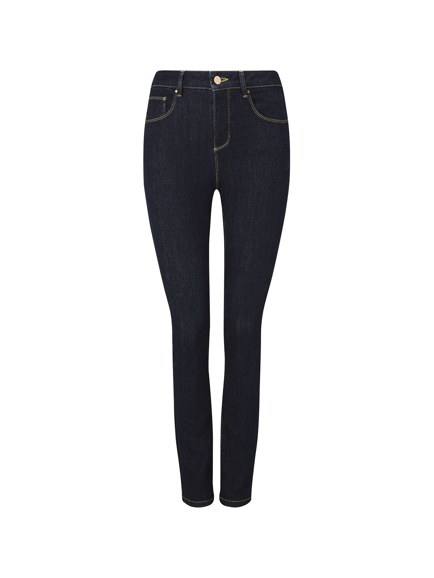 Buy Phase Eight Aida Jeans, Indigo, 8 Online at johnlewis.com