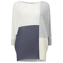 Buy Phase Eight Becca Batwing Jumper, Slate Online at johnlewis.com