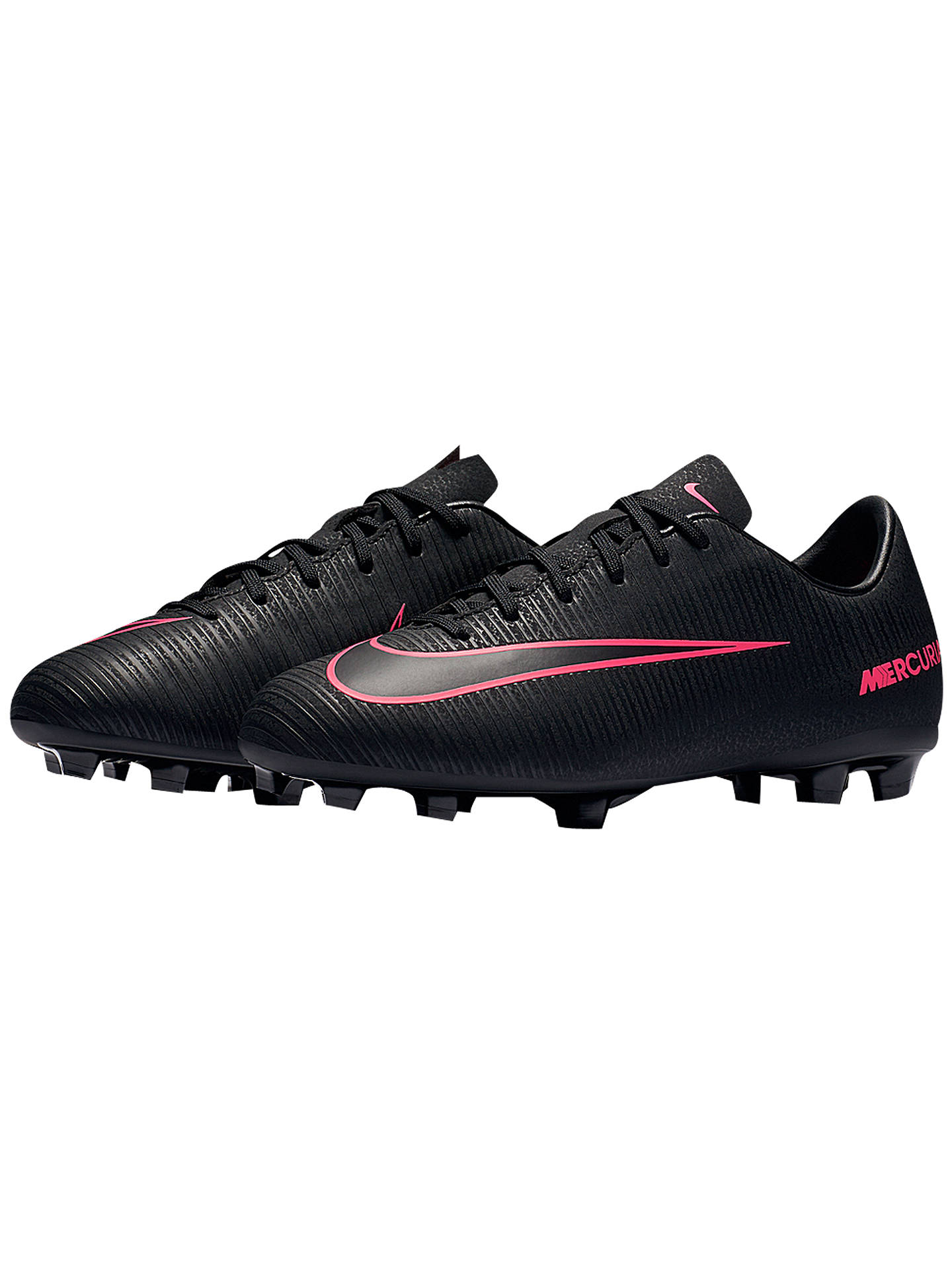 Nike Children s Mercurial Vapor Lace Football Boots 507a1e119