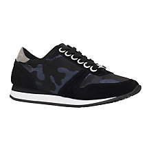 Buy Carvela Libby Lace Up Trainers Online at johnlewis.com