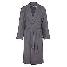 Buy John Lewis Croft Collection Waffle Bath Robe Online at johnlewis.com