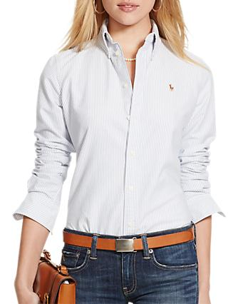 Polo Ralph Lauren Harper Stripe Fitted Shirt