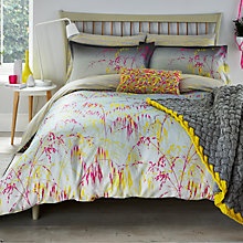Buy Clarissa Hulse Meadow Grass Cotton Bedding Online at johnlewis.com