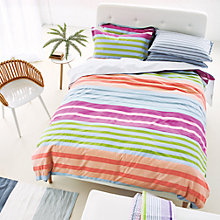 Buy Designers Guild Hiranya Cotton Bedding Online at johnlewis.com