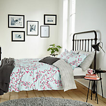 Buy Joules Blossom Floral Cotton Bedding Online at johnlewis.com