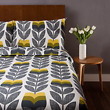 Buy Orla Kiely Rosebud Cotton Bedding Online at johnlewis.com
