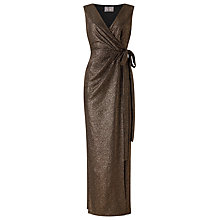 Buy Phase Eight Kylie Maxi Dress, Rose Gold Online at johnlewis.com