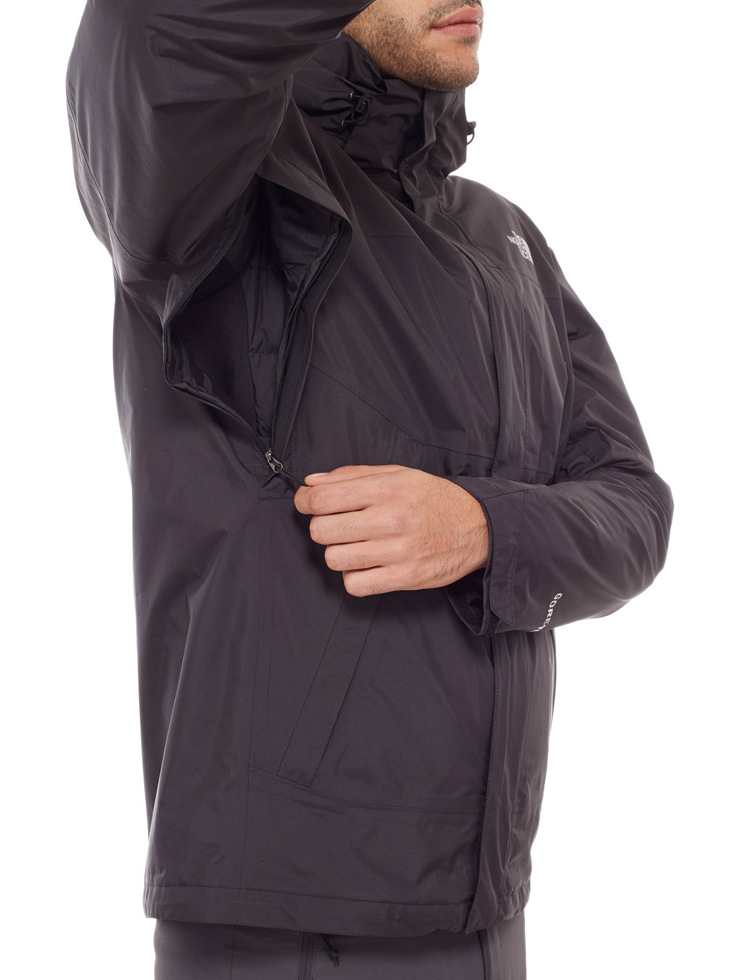 9a1f4fb0ef7b ... Buy The North Face Mountain Light Triclimate Waterproof Men s Jacket