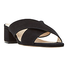Buy Dune Junipar Cross Strap Sandals Online at johnlewis.com