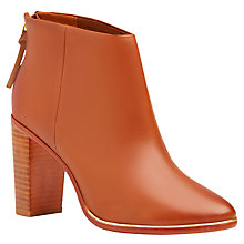 Buy Ted Baker Lorca Block Heeled Ankle Boots Online at johnlewis.com