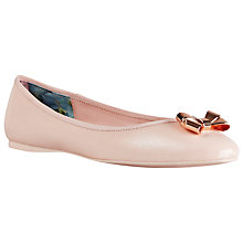 Buy Ted Baker Imme Bow Pumps Online at johnlewis.com