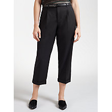 Buy Maison Scotch Tailored Trousers, Night Online at johnlewis.com
