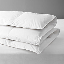 Buy John Lewis 90/10 Fine European Duck Down Duvet, 13.5 Tog Online at johnlewis.com