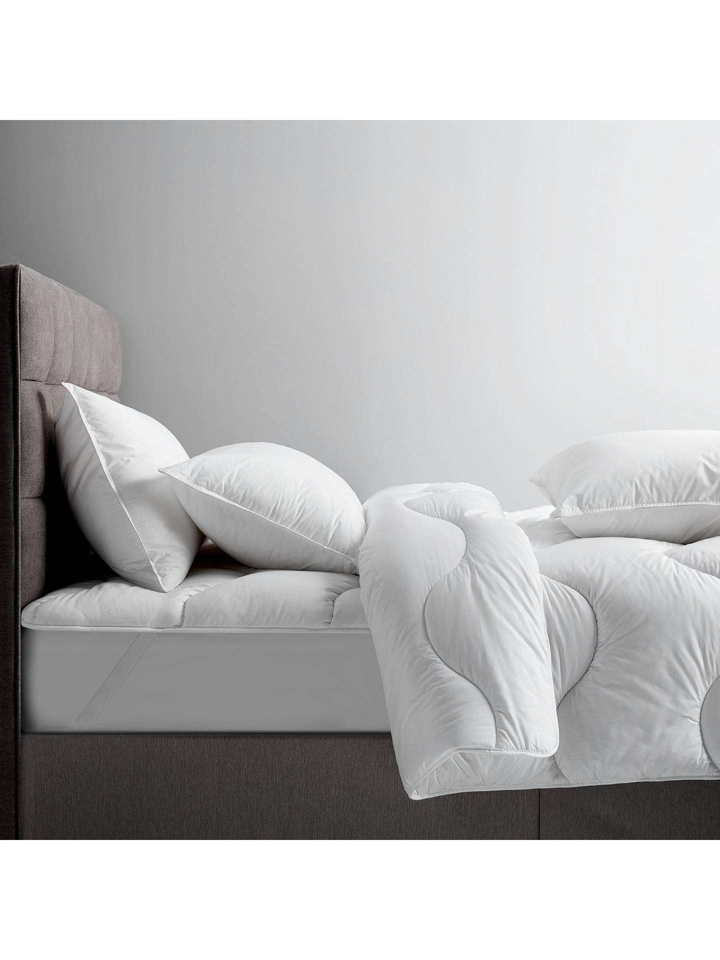 BuyJohn Lewis & Partners Synthetic Soft Like Down Duvet, 10.5 Tog, Single Online at johnlewis.com