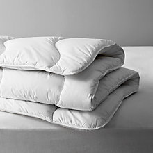 Buy John Lewis Synthetic Soft Like Down Duvet, 13.5 Tog Online at johnlewis.com