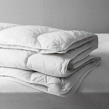Buy John Lewis Synthetic Soft Like Down Duvet, 13.5 Tog (4.5 + 9 Tog) All Seasons Online at johnlewis.com