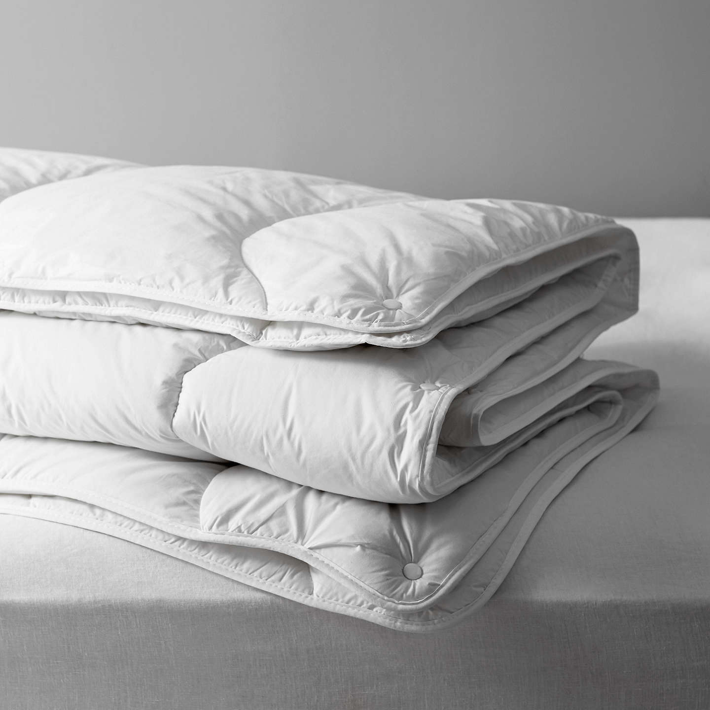 John Lewis Synthetic Soft Like Down Duvet 13 5 Tog 4 9