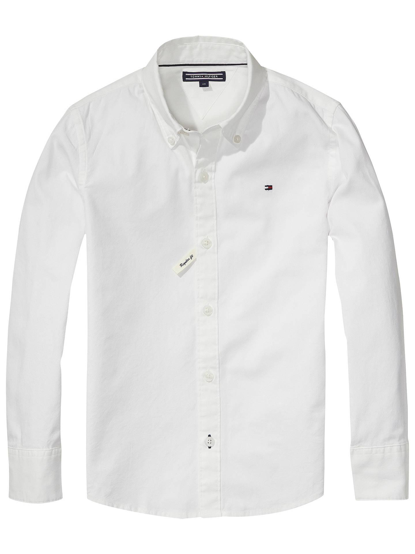 77918ef9e Buy Tommy Hilfiger Boys  Oxford Shirt