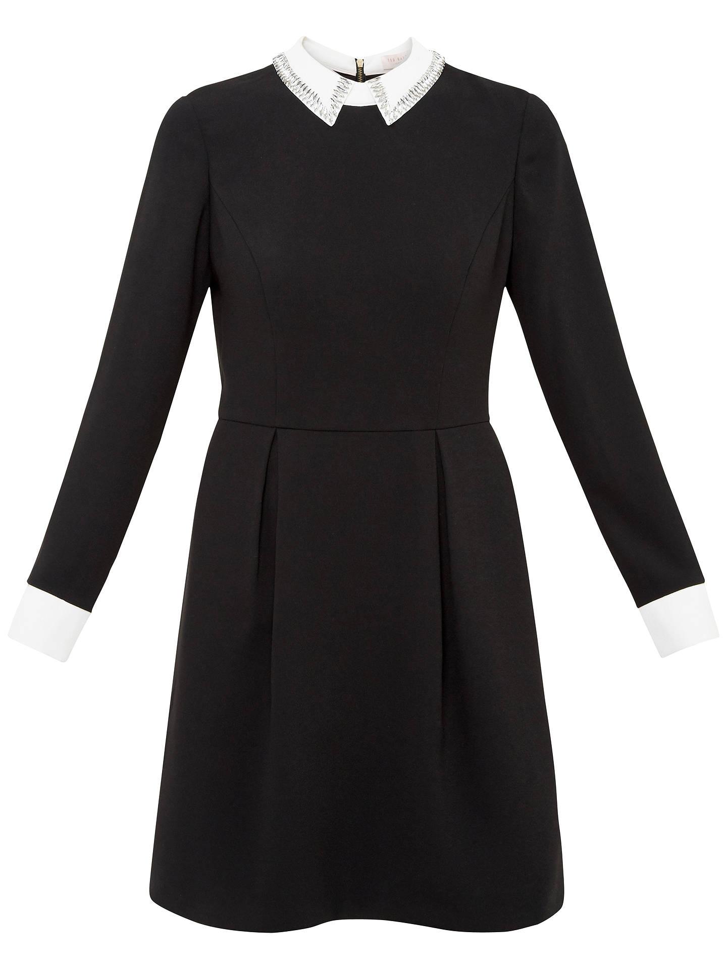 cf39fb256 Buy Ted Baker Timu Embellished Collared Dress