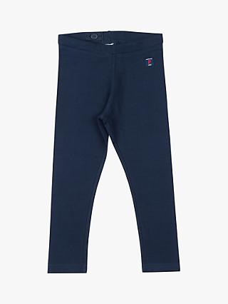 Polarn O. Pyret Baby Leggings, Navy