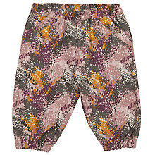 Buy Serendipity Baby Patterned Trousers, Multi Online at johnlewis.com