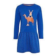 Buy Donna Wilson for John Lewis Camel Dress, Blue Online at johnlewis.com