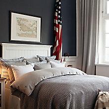 Buy Lexington Flannel Chambray Cotton Bedding Online at johnlewis.com