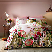 Buy Ted Baker Encyclopedia Floral Cotton Bedding Online at johnlewis.com