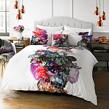 Buy Ted Baker Focus Bouquet Cotton Bedding Online at johnlewis.com