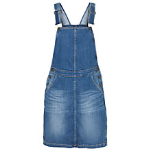 Buy Fat Face Cora Dungaree Dress Online at johnlewis.com