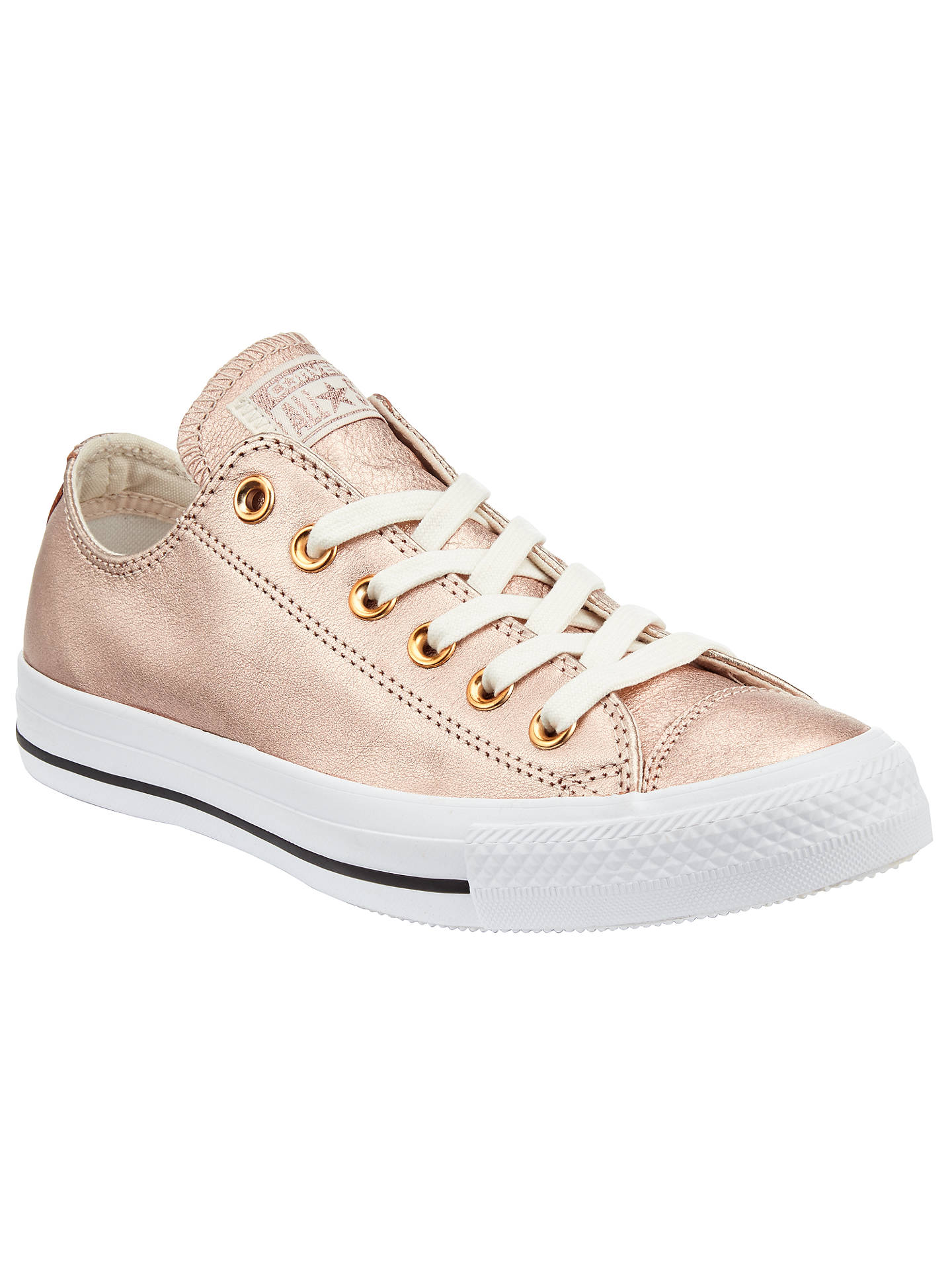 97346cc23830 Buy Converse Chuck Taylor All Star Ox Metallic Canvas Trainers