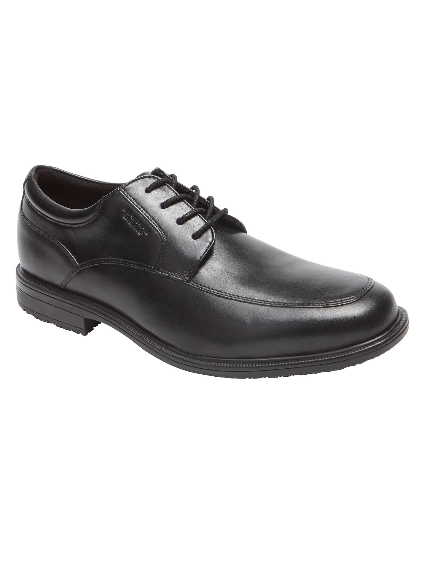 08e0c8decf43 Buy Rockport Essential Details 2 Waterproof Apron Toe Leather Derby Shoes