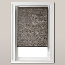 Buy House by John Lewis Textured Daylight Roller Blind, Grey Online at johnlewis.com