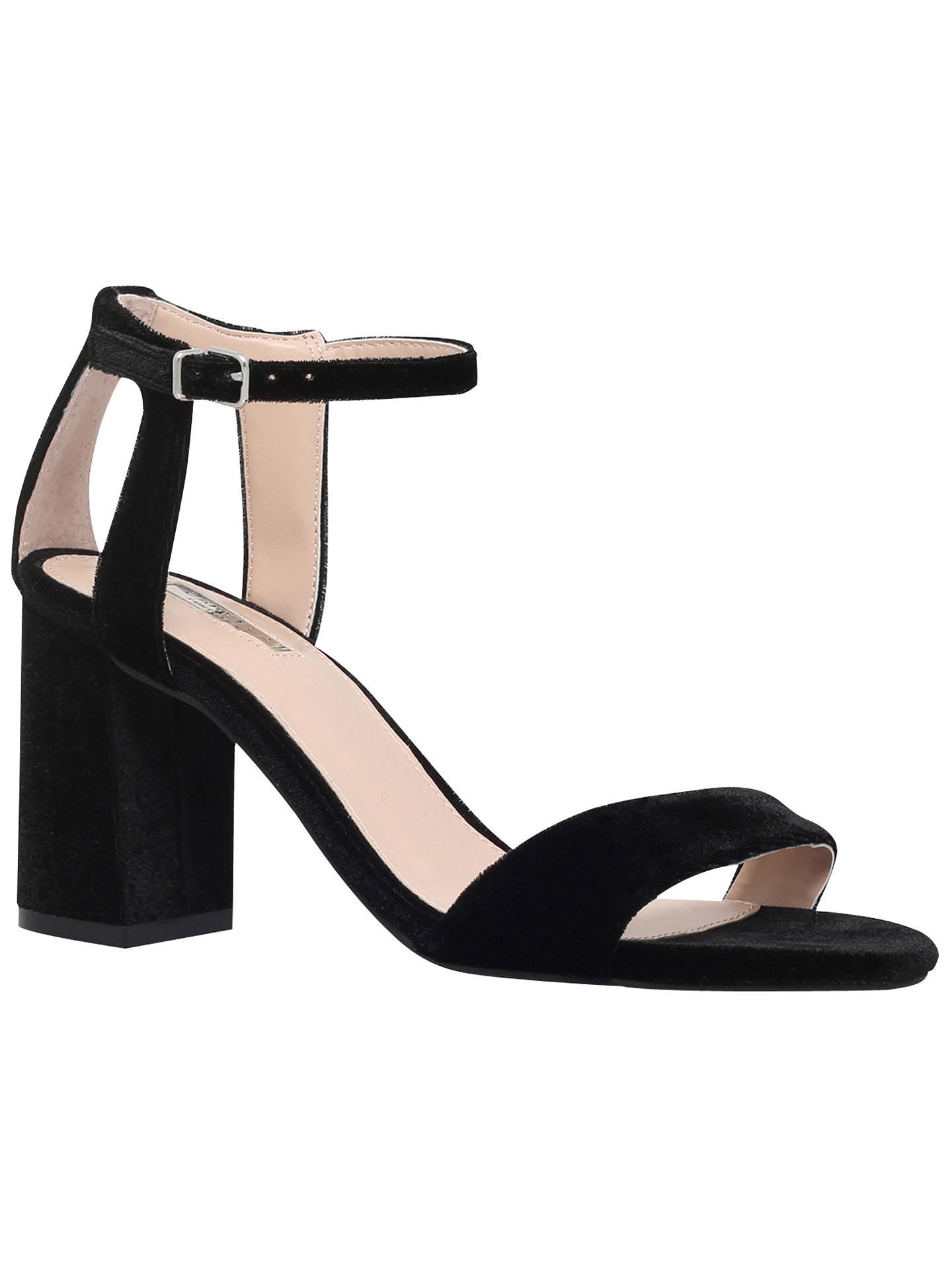 a9e26cb60fd Carvela Gigi Block Heeled Sandals at John Lewis   Partners