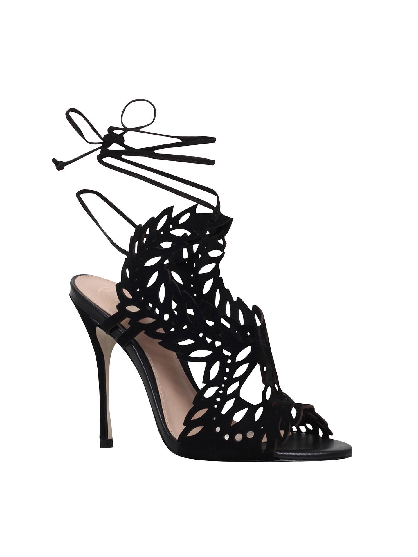 59f8061efa8 Buy KG by Kurt Geiger Horatio Cut Out Stiletto Sandals