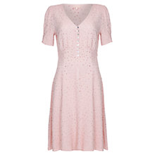 Buy Ghost Keira Dress, Nude Online at johnlewis.com