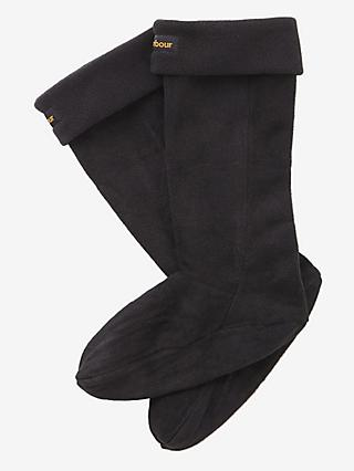 Barbour Wellie Socks, Black