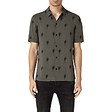 Buy AllSaints Archo Short Sleeve Shirt Online at johnlewis.com