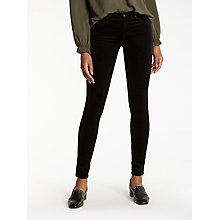 Buy AG The Velvet Legging Jeans Online at johnlewis.com