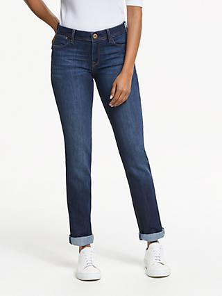 DL1961 Coco Straight Leg Jeans, Solo