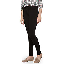 Buy NYDJ Ami Skinny Leggings, Black Online at johnlewis.com