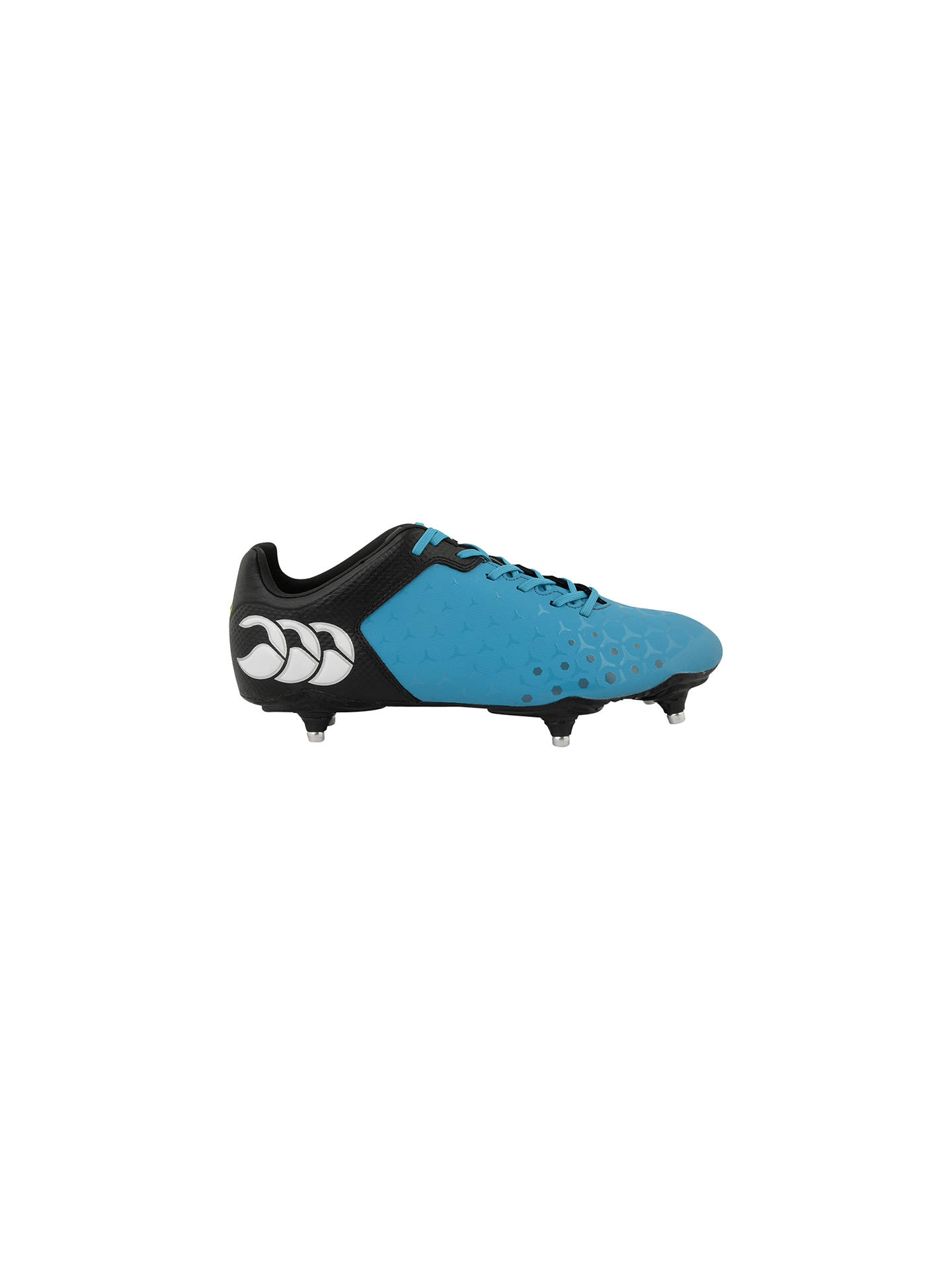 ce6648a35 Buy Canterbury of New Zealand Control Club 6 Stud Rugby Boots, Atomic Blue,  8 ...