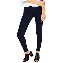 Buy Miss Selfridge Steffi Super High Waist Trousers Online at johnlewis.com