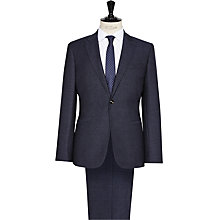 Buy Reiss Masahiro Modern Fit Peak Lapel Suit, Navy Online at johnlewis.com