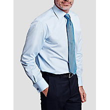 Buy Thomas Pink Frederick Plain Classic Fit XL Sleeve Double Cuff Shirt Online at johnlewis.com