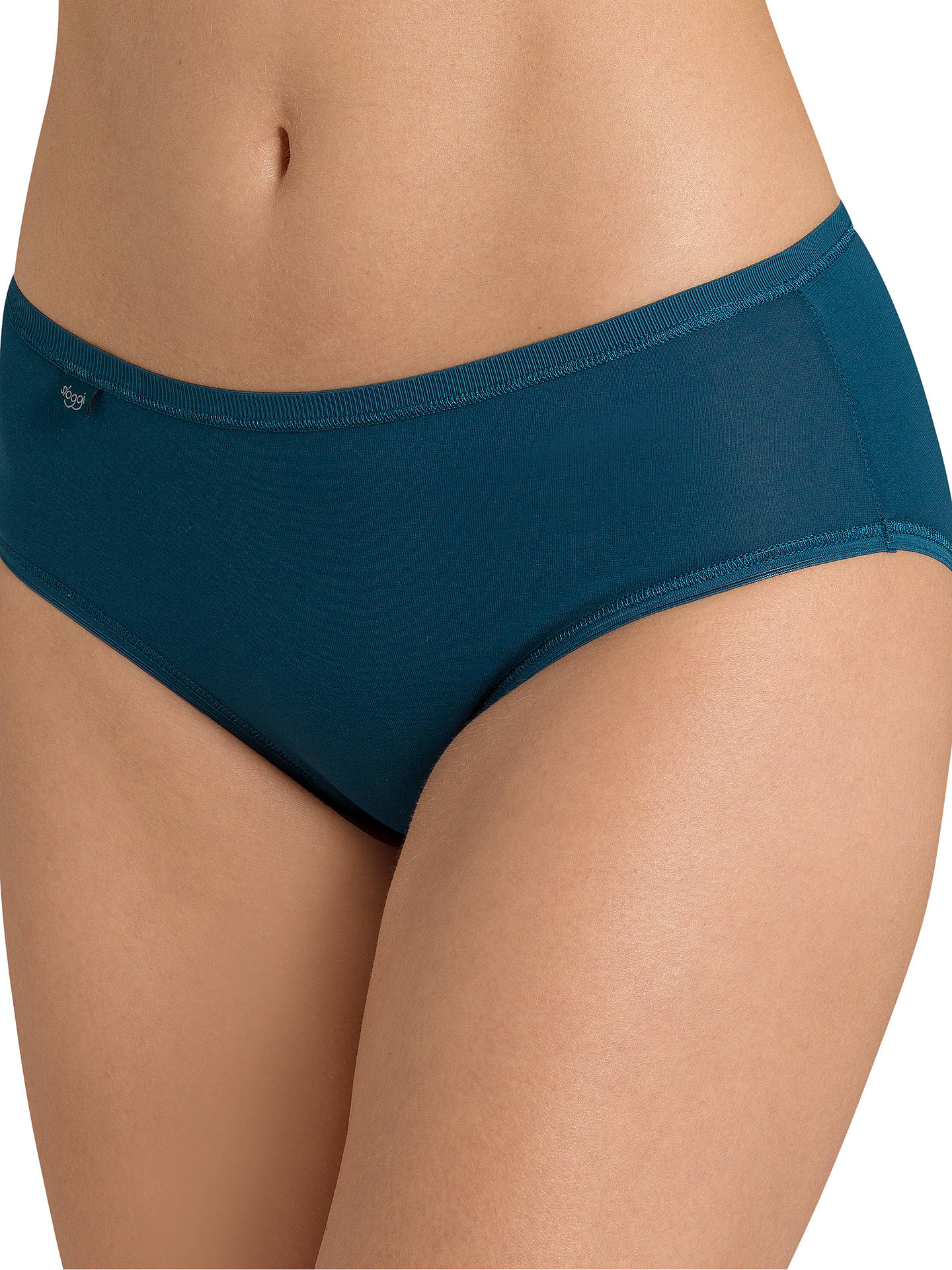 Sloggi Womens Evernew Midi Brief