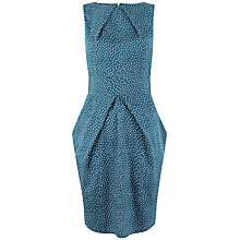 Buy Closet Pleat Neck Tulip Dress Online at johnlewis.com