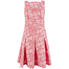 Buy Closet Sleeveless Floral Dress, Pink Online at johnlewis.com