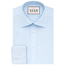 Buy Thomas Pink Albert Plain Classic Fit Shirt Online at johnlewis.com